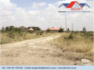 Plots for sale in Ruiru Kamakis