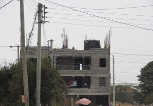 What is the cost of building a house in Kenya?