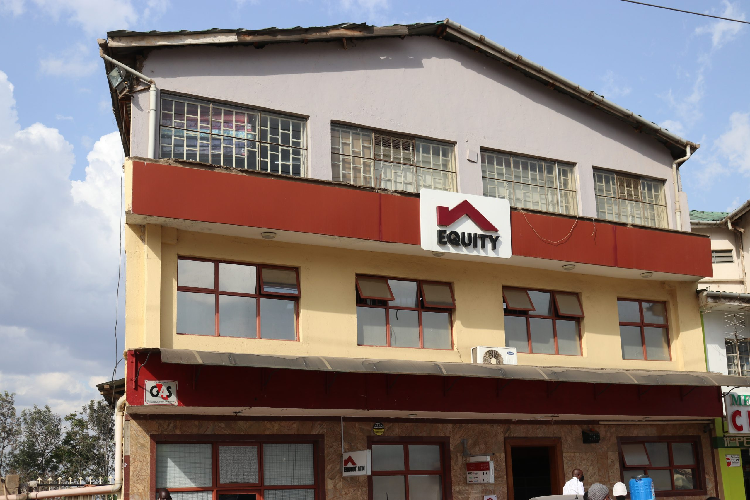 Financial Institutions in Kamulu
