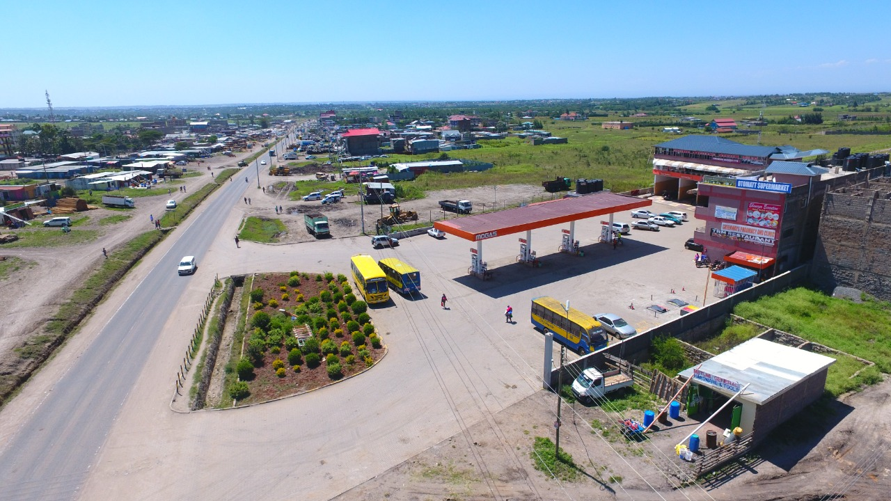 Most Attractive Areas for both Rental and Residential Investments along Kangundo Road